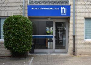 IFU-Eingang